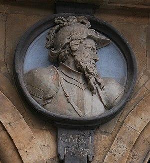 García Fernández of Castile - García Fernández of Castile