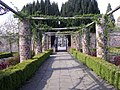 Gardens at Ripley Castle - panoramio - PJMarriott.jpg