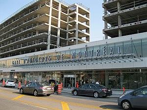 Gare d'autocars de Montréal - Image: Gare d autocars de Montreal 12