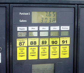 Octane rating - Wikipedia, the free encyclopedia