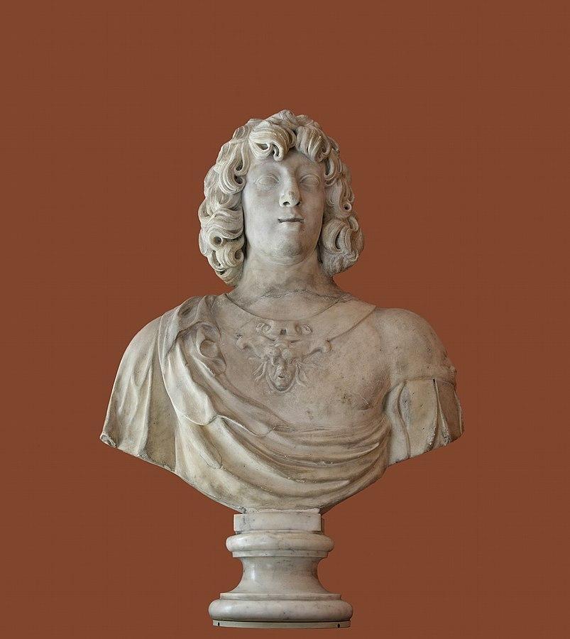 Bust of Gaston d'Orléans