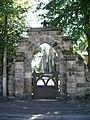 Gateway, St Michael, Aughton Parish Church - geograph.org.uk - 535481.jpg