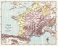 Gaule et pays voisins de 768 à 771, Auguste Longnon 1907.jpg