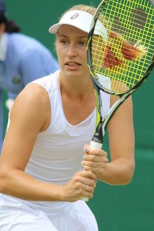 Daria Gavrilova - Gavrilova at the 2017 Wimbledon Championships