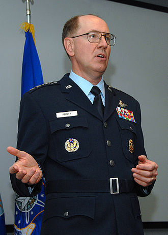 Uniforms of the United States Air Force - Gen. C. Robert Kehler models a test version of the proposed Air Force service dress