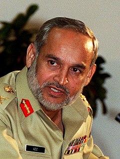 Aziz Khan (general) Pakistani general