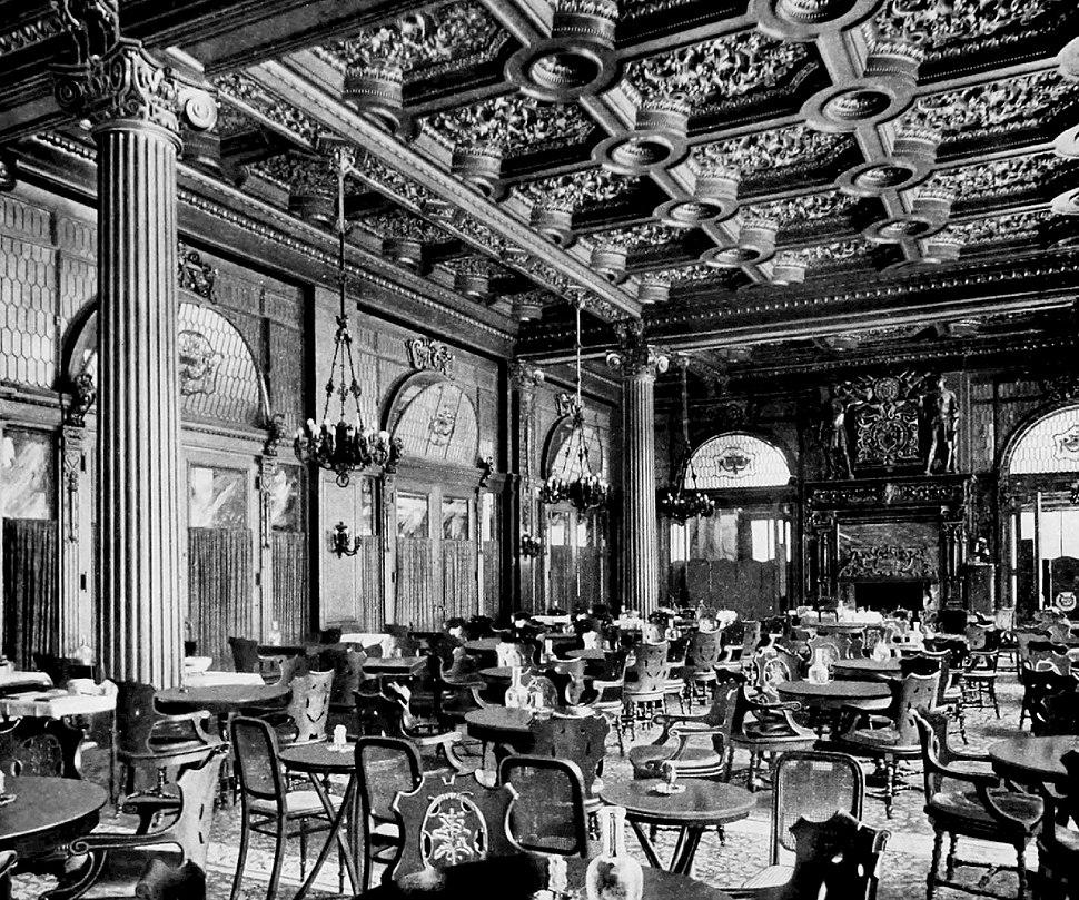 Gentlemen's Cafe Waldorf