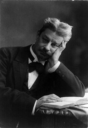 Georg Brandes - Brandes in 1904