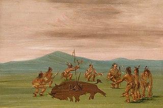 Medicine Buffalo of the Sioux