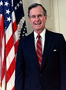 George H. W. Bush -  Bild