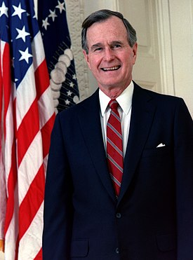 Vidéos enneagramme 275px-George_H._W._Bush,_President_of_the_United_States,_1989_official_portrait