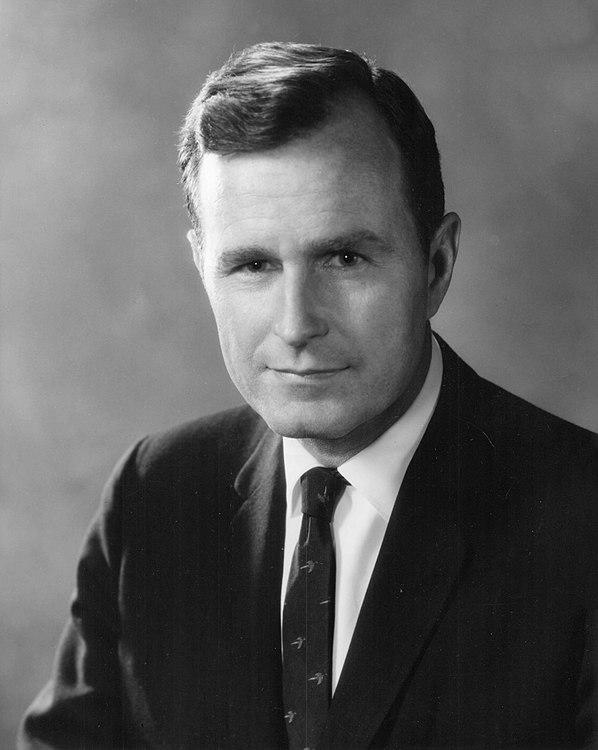 George H. W. Bush 91st Congress