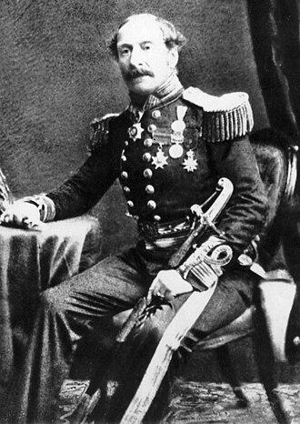Kingdom of Hawaii - Lord George Paulet