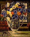 George Sheringham - Flowers in a Teapot (16333691771).jpg