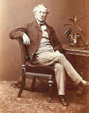 George Turnbull (civil engineer) - George Turnbull, 1868