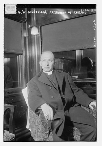 George Mundelein - George William Mundelein c. 1916