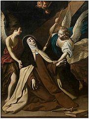 Saint Theresa in Ecstasy