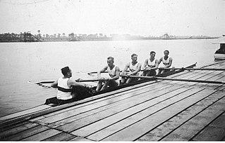 Fritz Bauer (rowing) German rower