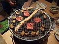 Giblets barbecue (2756989038).jpg
