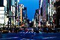 Ginza at dusk.jpg