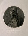 Giovanni Pico della Mirandola (Johannes Picus Mirandulanus). Wellcome V0004660.jpg