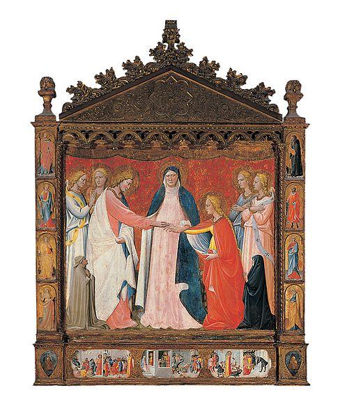 File:Giovanni dal Ponte - Sainte Catherine.jpg
