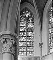 Glas in loodvenster (Hemelvaart van Christus) - Batenburg - 20028428 - RCE.jpg