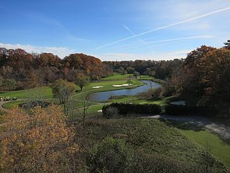 Glen Abbey Golf Course - Image: Glen Abbey Golf Course 2016 11 06 003
