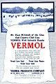 Glen Oak Country Club uses VERMOL photo ad, Golfers Magazine March 1916 (page 2 crop).jpg