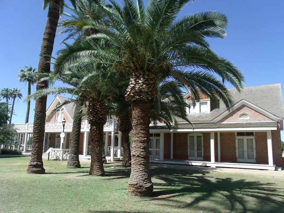 Glendale-Sahuaro Ranch Main Mansion 1X