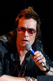 Glenn Hughes British singer-songwriter