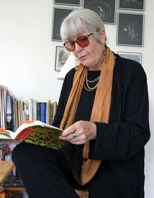 Joanne Kyger reading poetry