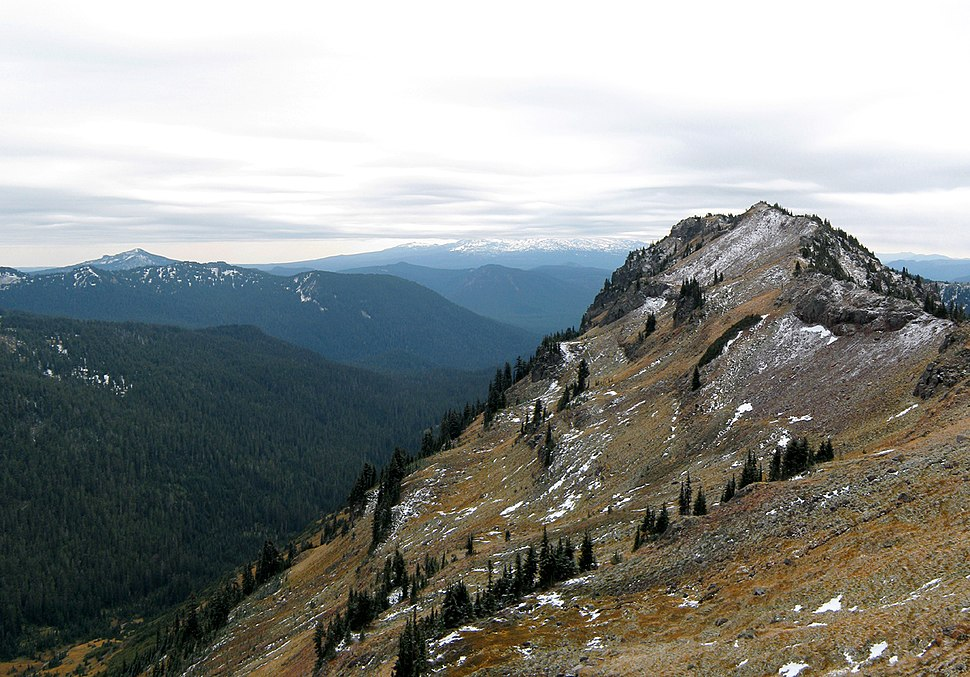 Goat Rocks Wilderness - Flickr - Joe Parks (2)