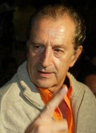 Rodrigo Borja Cevallos - Borja in 2004