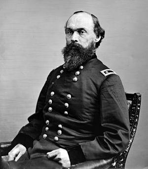 Gordon Granger - Gordon Granger, photo taken during American Civil War