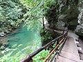 Gorges de Vintgar, Eslovènia (agost 2013) - panoramio (11).jpg