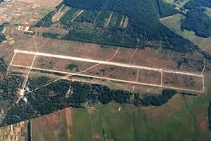 Horodnia Air Base - Gorodnya