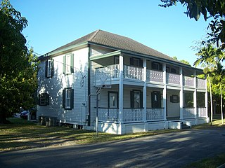 Silver Palm Schoolhouse United States historic place