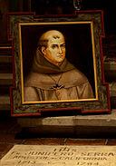 Grab und Bild von Fray Junípero Serra in Carmel