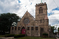 Grace Episcopal Church Plainfield New Jersey Jpg