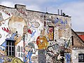 Graffiti-Clad Facade - Eastern Berlin - Germany.jpg