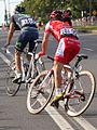 Grand Prix Cycliste de Montréal 2011, Rui Costa and Samuel Dumolin (6197905522).jpg