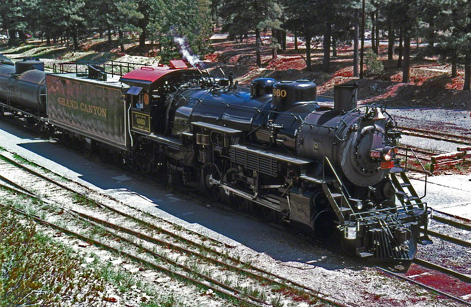 Grandcanyon railroad