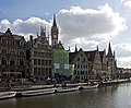 Graslei - Ghent, Belgium - panoramio.jpg