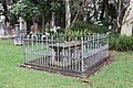 Grave of Merion Marshall Moriarty M.D., Sylverius Moriarty, and Anne Moriarty.jpg