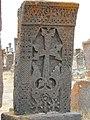 Gravestones and Khatchkars in Noraduz Cemetery 22.jpg