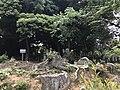 Graveyards near tomb of Yoshida Shoin.jpg