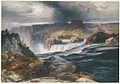 Great Falls of Snake River, Idaho Territory (Boston Public Library).jpg