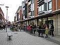 Great queues of Cambridge - Primark opening - geograph.org.uk - 1570060.jpg