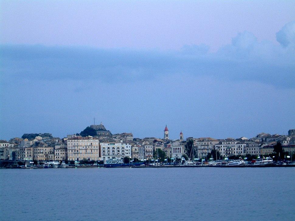 Greece Corfu Island - Capital Kérkira 2